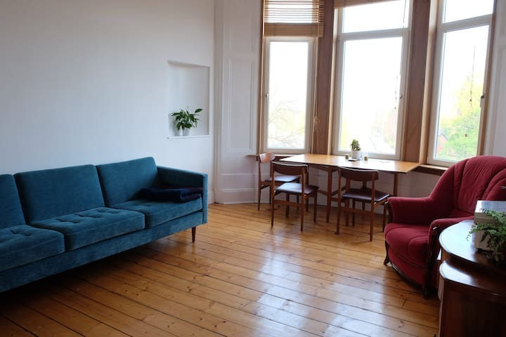 Beautiful traditional tenement - Glasgow - Appartement