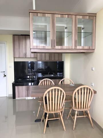 Silkwood Apprt  2 units,Alam Sutera - Tangerang - Apartamento