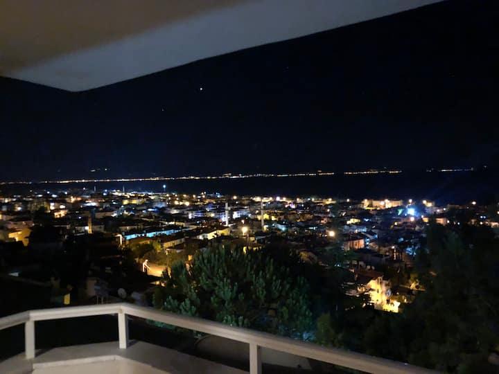 The Best view in Town! Müstakil Tüm Villa