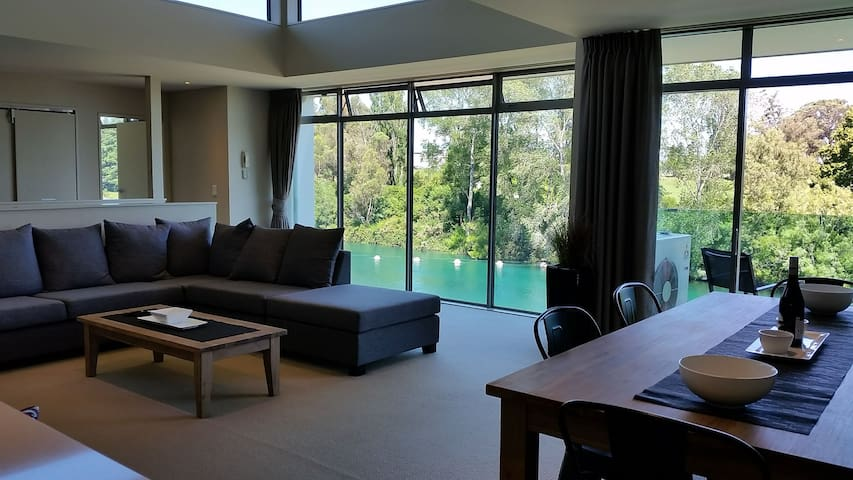 Riverside Apartment 1 Taupo NZ