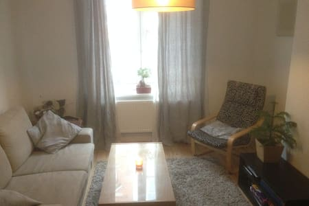 House at the edge of Uccle, Saint-Gilles & Ixelles - Uccle - Apartment