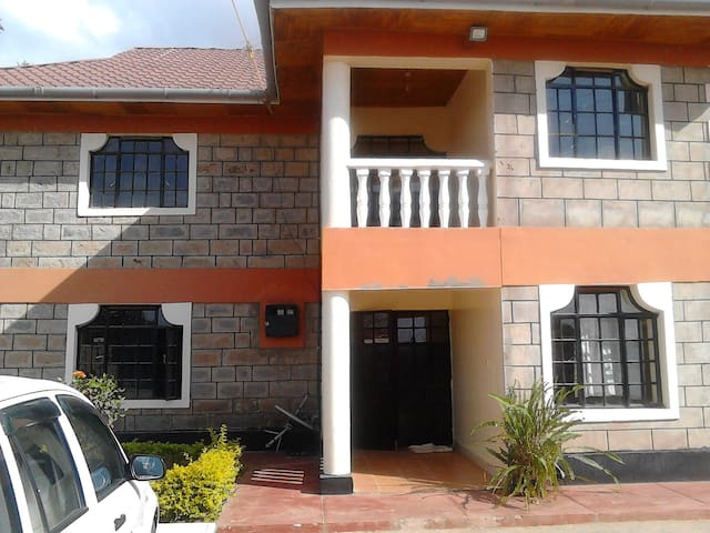 Gorgeous Home near JKIA & Natl Park, shopping mall - Nairobi