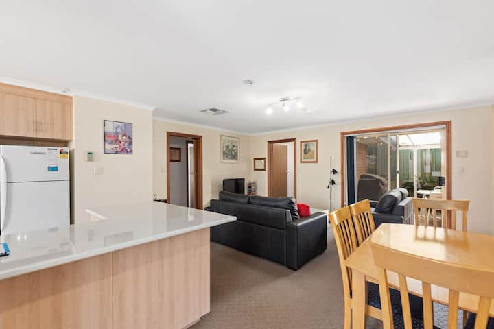 Apartments on Tolmie, Self catering
