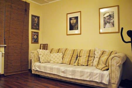 30 m2 ze świetną komunikacją i wielką wanną - Olsztyn