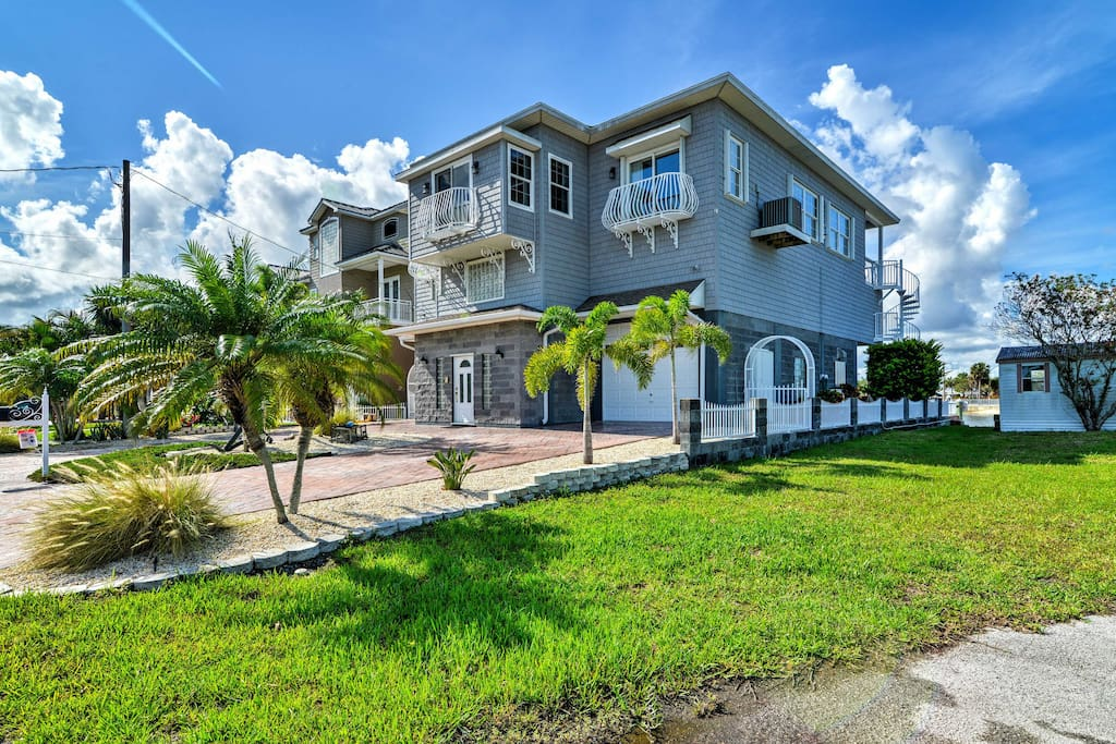 This extraordinary property boasts over 2,000 square feet of living space and an unbeatable waterfront location.