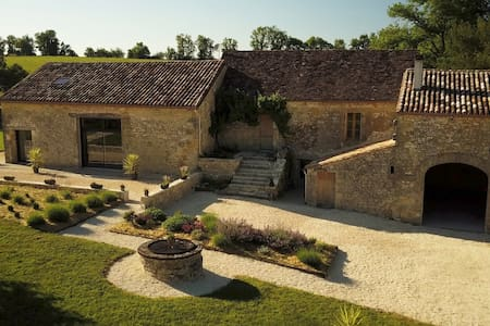 Maison de charme en Périgord