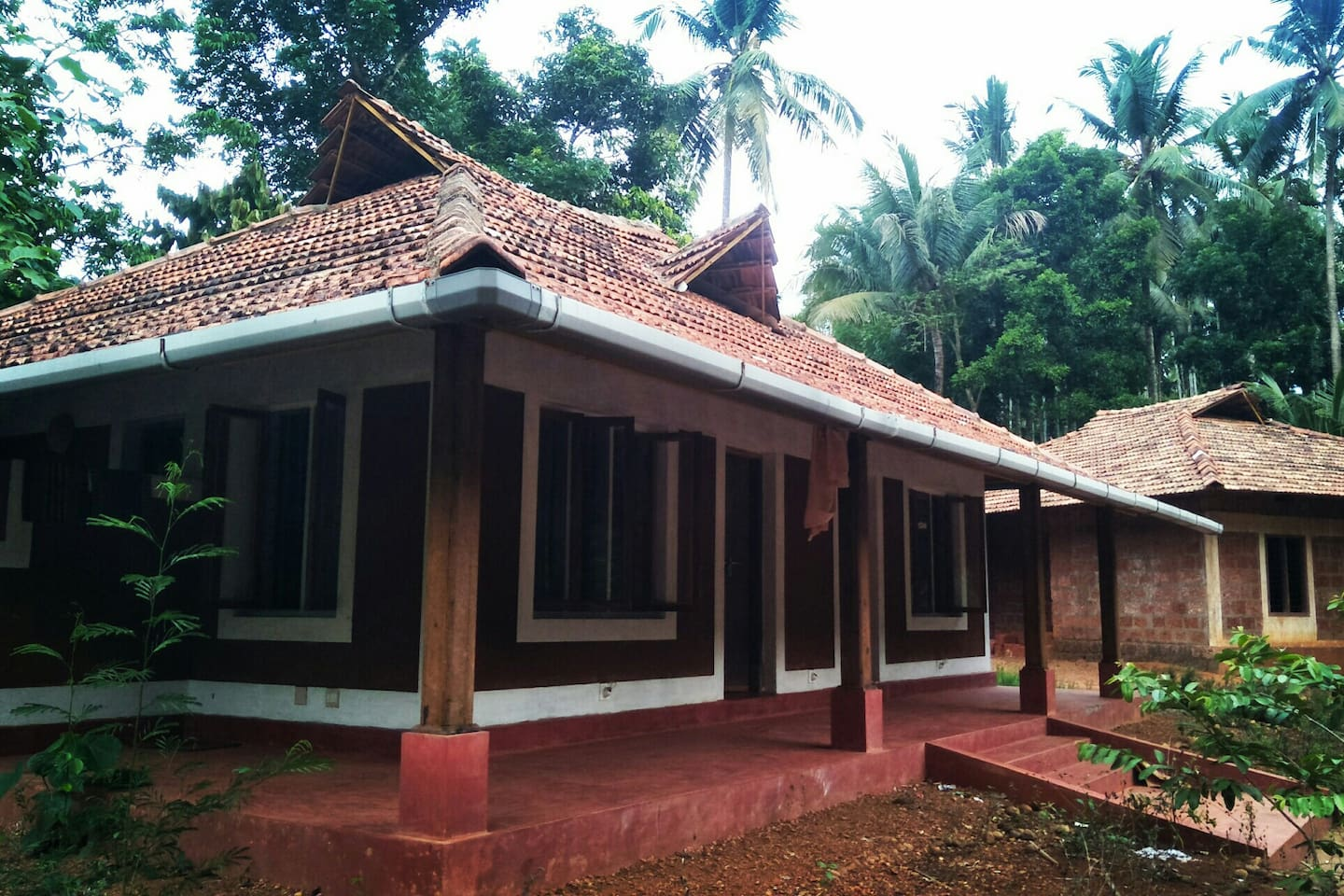 Kanila Eco Home Stay +Our 2bhk River Side Home