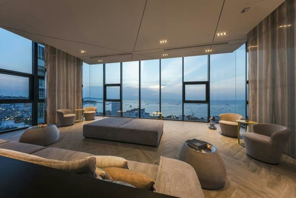 海景休息室