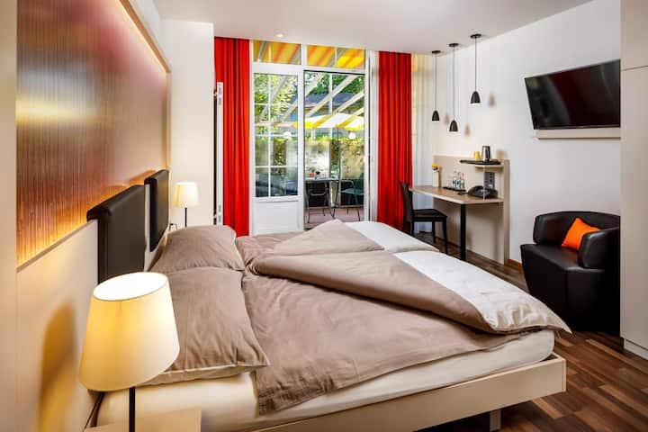 Hotel Jardin Bern - Standard room with breakfast