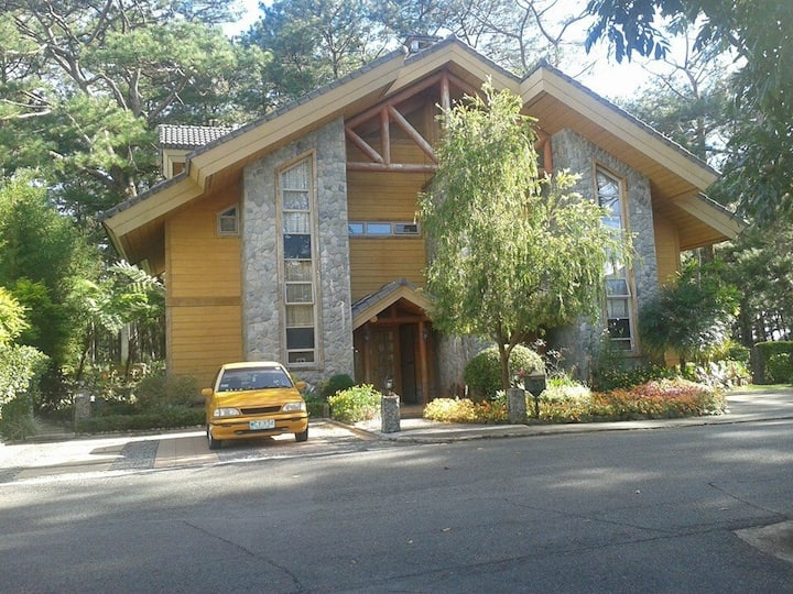 Transient House iside Camp John Hay (Fc 21a)