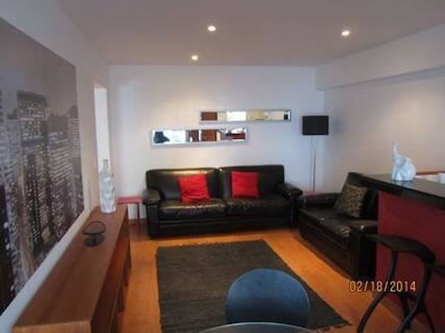 Depa Miraflores Jorge Chavez - Distrito de Lima - Apartment