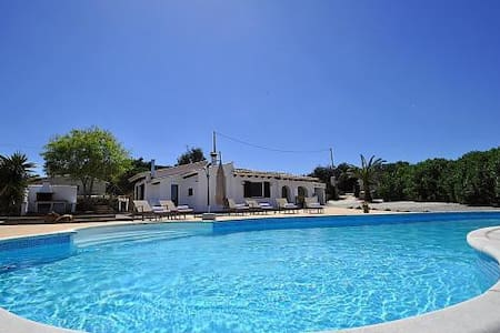 Cozy Villa for 6 people with private pool - Capdepera