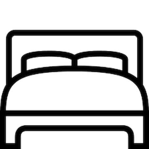The quiet sleeping room