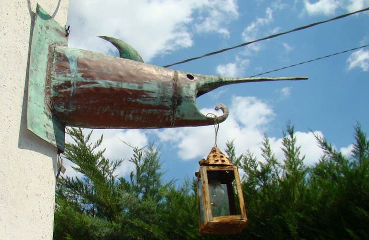 casa del pesce guardiano - Campomarino - Villa