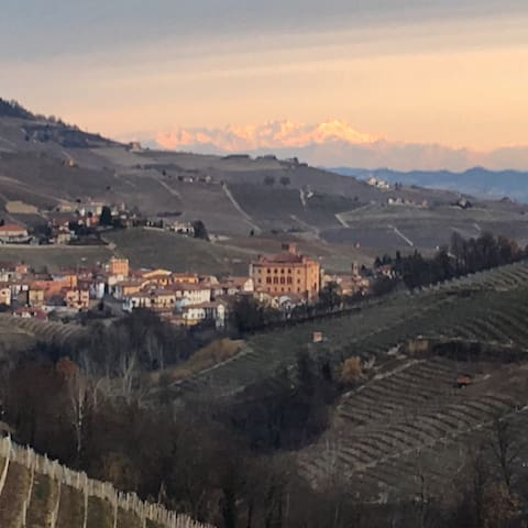 House between Barolo & Monforte - Barolo - Apartament