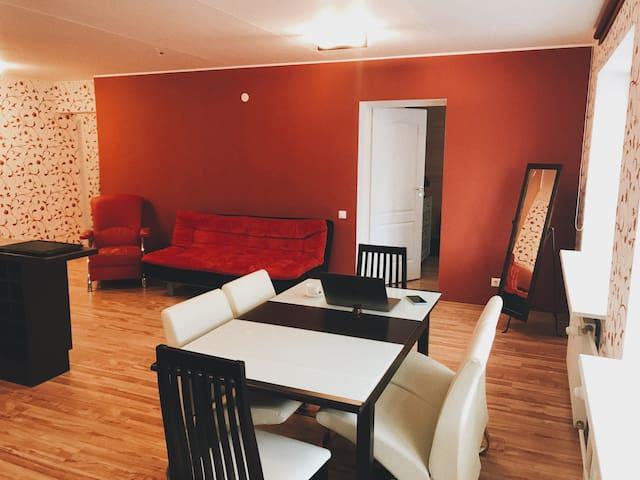 Стильная романтичная квартира - Narva-Jõesuu - Apartment