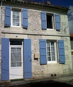 Maison Charentaise proche 2 l'océan - Lorignac - Hus