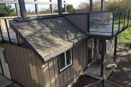 Private guesthouse on Greenbelt! - Pitt Meadows