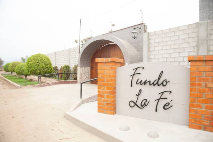 """Trujillo,  Fundo - Villa """"La fe"""""""