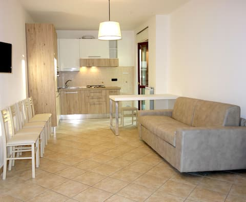 Appartamento con giardino tra Perugia ed Assisi