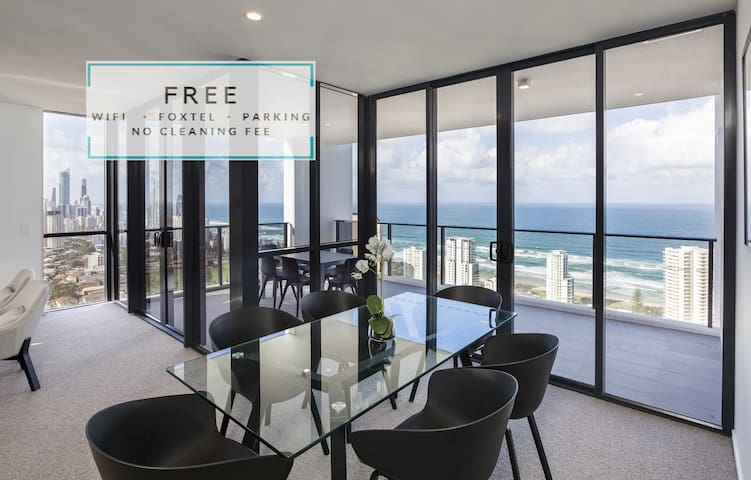 Premier 3 Bedroom Unit at Qube Resort + FREE WIFI