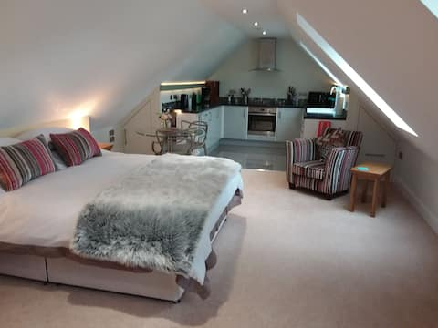 A charming studio retreat in Brenchley village