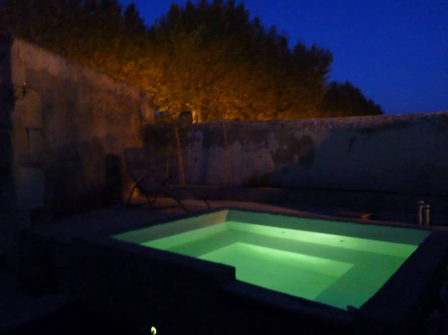 Maison provencale du 18 me de 160m2 piscine spa maisons for Piscine 18eme