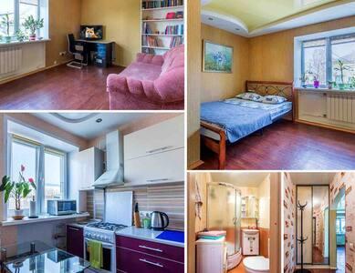 Cosy Apartment near Metro Partyzanskaya