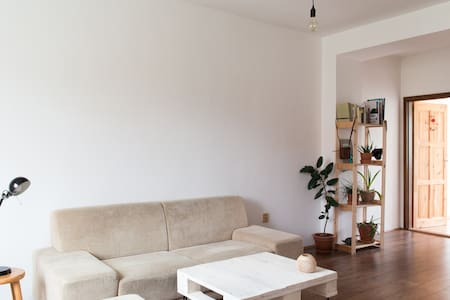 Splendid apartment in a great location - Kuřim - Wohnung