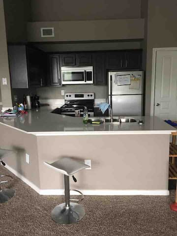 2 beds 1 bath in North Austin Close to The Domain