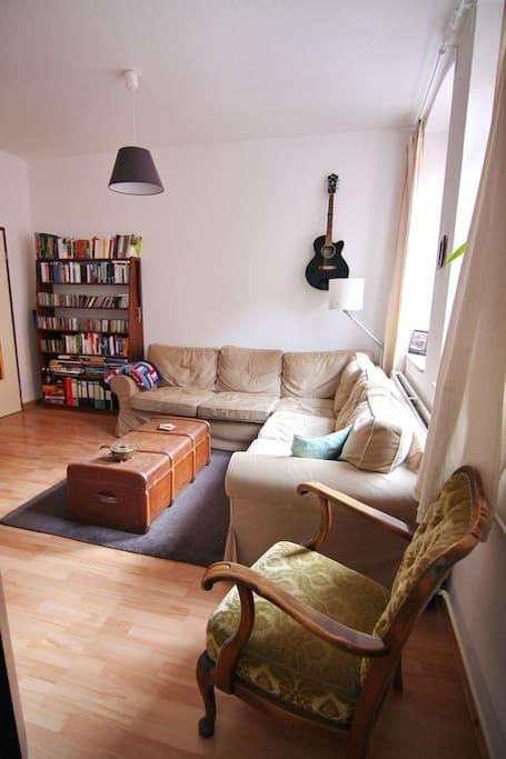 Das Wohnzimmer - Living room