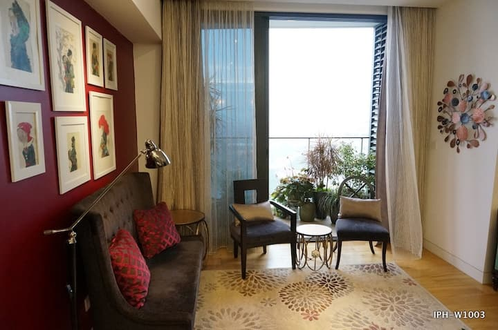 PAN's cozy Luxury Apartment Indochina Plaza Hanoi