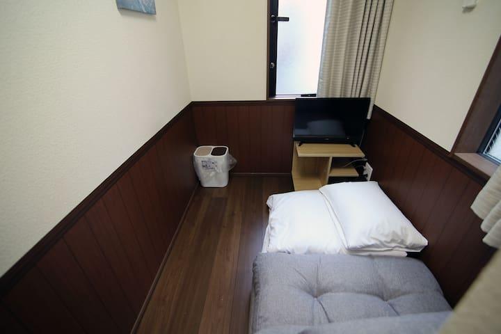 5 Min. To Shinjuku Cozy Studio w/ WiFi (Y205)