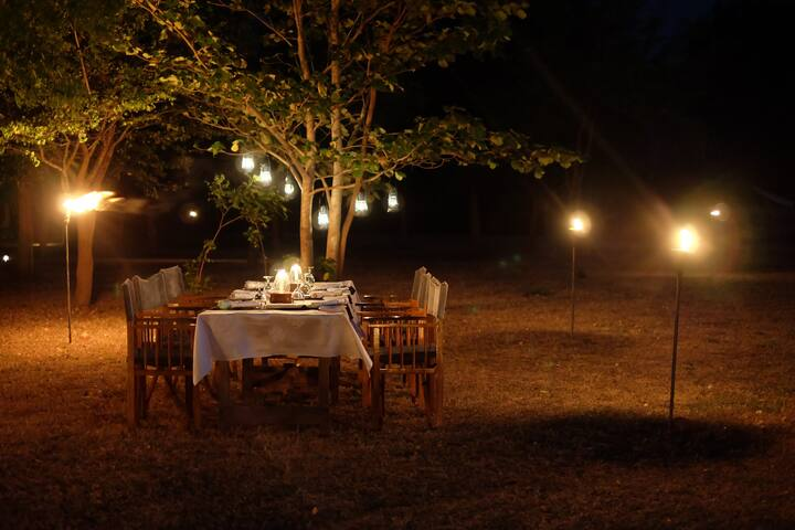 Big Game Camp Udawalawe National Park - Tent A