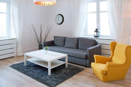 Przestronne mieszkanie dla 4 osób - Bytom