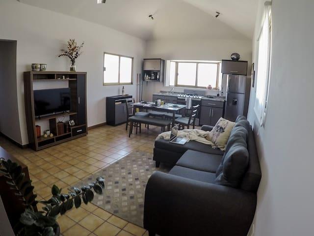 Casa MARTEJO, deluxe suite. Ocean view.