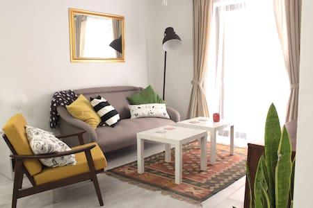 2 bed vintage modern apartment Sliema 2 min to sea - 斯利马(Sliema) - 公寓