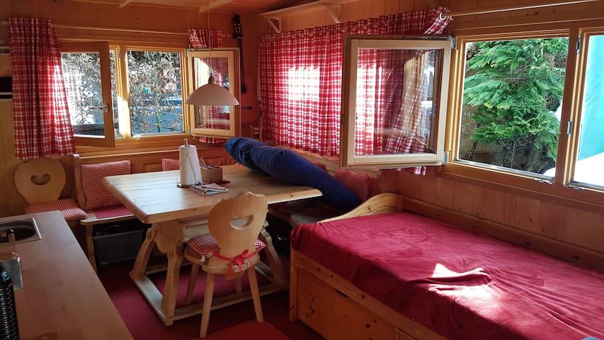 ZILLERTAL-Ganzjahresstellplatz Camping Aufenfeld