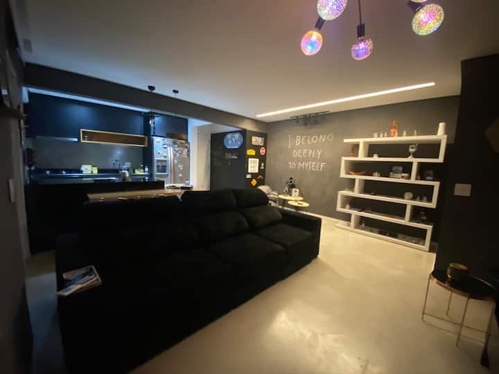 Apartamento ARQUITETURA Inteiro Mobiliado BALInSP