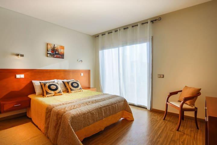Double Bedroom on Suite