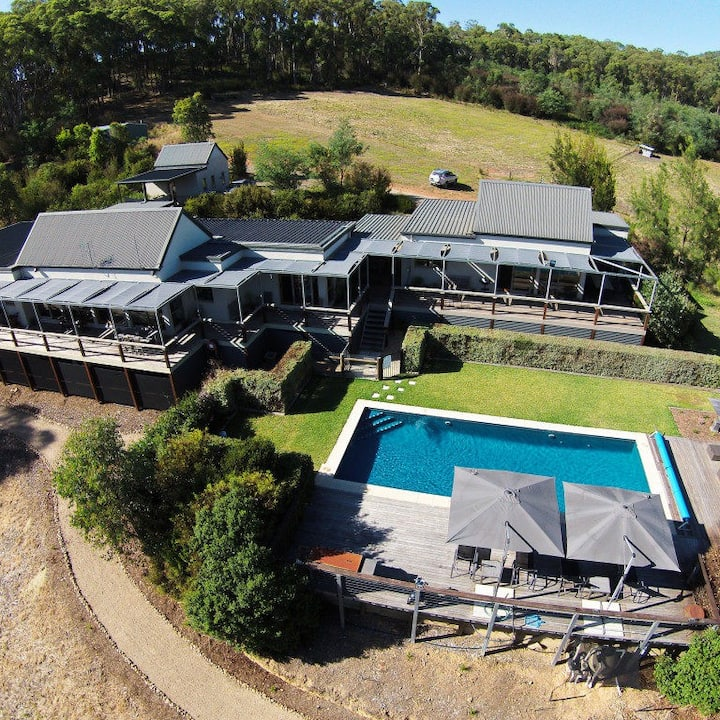 The Pool House 215 Mt Buffalo