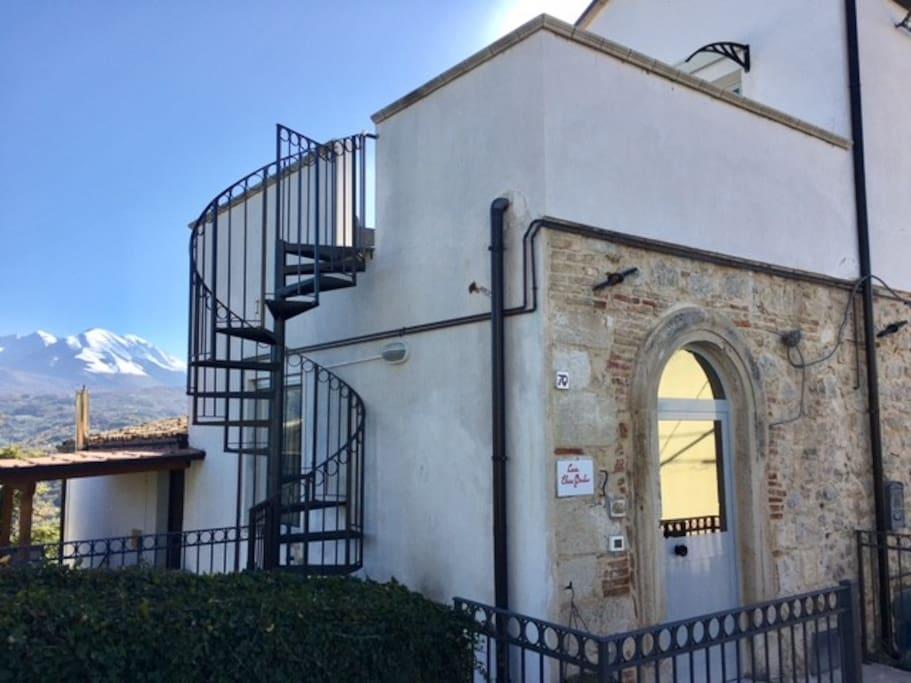Casa elvira basilico abruzzo case vacanze in affitto a for Basilico in casa