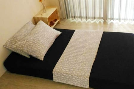 Private room/balcony★MRT 3 min★awesome location - Zuoying District - 公寓