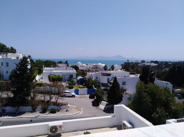 Sea View Apartment 2 Sidi Bousaid