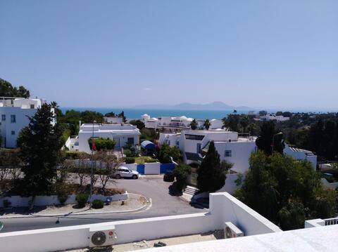 Sea View Apartment 2 Sidi Bousaid