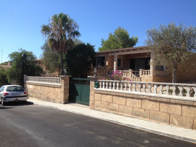 House at Cala Llombards, 2 minutes from the beach - Cala Llombards