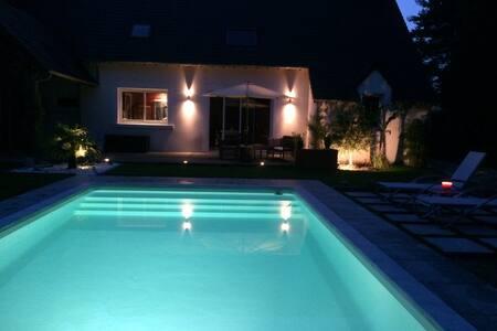 Maison avec piscine tout confort - Romorantin-Lanthenay - 独立屋
