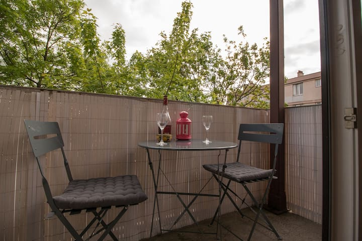 Charmant appartement à 10 min de Paris - Malakoff