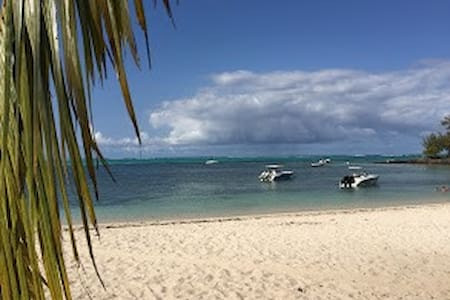 Serenity Beach - On the Seafront - Roches Noires - 公寓
