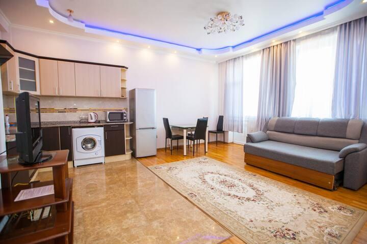 Sunlit Central Apartments